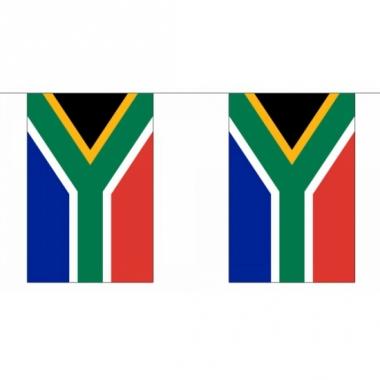 Zuid afrika vlaggenlijnen