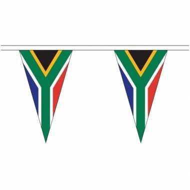 Zuid afrikaanse landen versiering vlaggetjes 20 meter