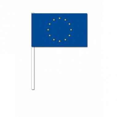 Zwaaivlaggetjes europese vlag