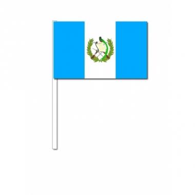 Zwaaivlaggetjes guatemalaanse vlag