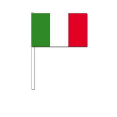 Zwaaivlaggetjes italiaanse vlag
