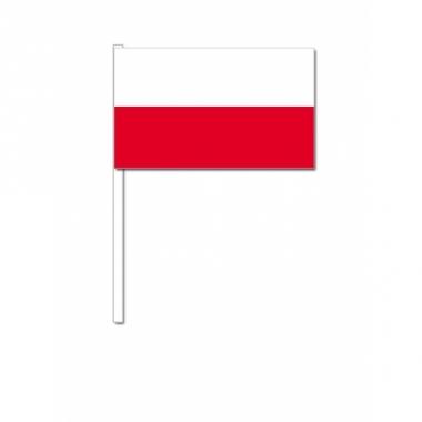Zwaaivlaggetjes poolse vlag