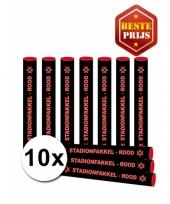 10 voordelige rode fakkels