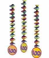100 jaar rotorspiralen gekleurd