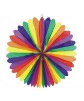 120 cm grote regenboog waaier