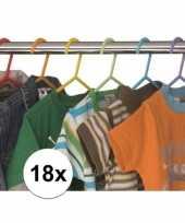 18x kinderkast kleding hangers