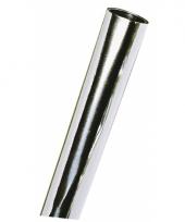 2 zijdige metaalfolie zilver