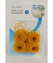 200 stuks rubber hobby elastiekjes