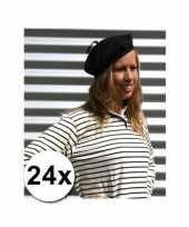 24 goedkope baretten volwassenen 59cm