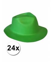 24 voordelige tiroler hoedjes van foam