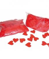 250 gram hartjes confetti van papier 10078647