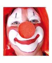 25x rode opzet clownsneus foam