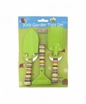 3 delige tuin speelgoedset voor jongens
