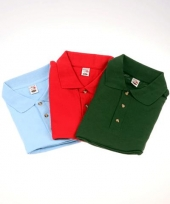3 grote maten polo shirts 8xl
