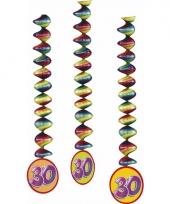 30 jaar versiering rotorspiralen