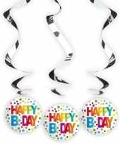 3x happy birthday rotorspiralen