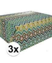 3x kadopapier gekleurd type 3 70 x 200 cm 10124719