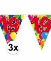 3x leeftijd slinger 19 jaar 10 meter