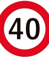 40 geworden bierviltjes