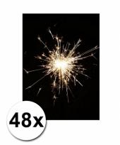 48 lange kinder feest sterretjes