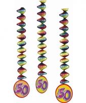 50 jaar feestartikelen feest deco