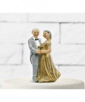 50 jaar jubileum echtpaar figuurtje