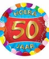 50 jaar verjaardag party viltjes