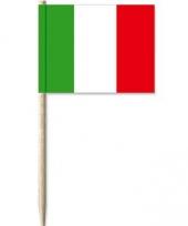 50 stuks cocktailprikkers italie