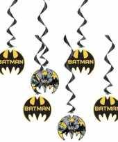 6x batman thema rotorspiralen versiering
