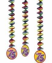 6x stuks rotorspiralen 75 jaar