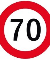 70 geworden bierviltjes
