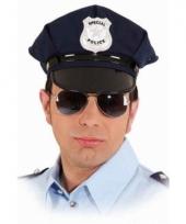 Agent verkleedaccessoire pet