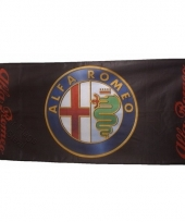 Alfa romeo merchandise vlaggen 150 x 75 cm 10091382