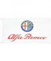 Alfa romeo merchandise vlaggen 150 x 75 cm