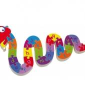 Alfabet speelgoed puzzel