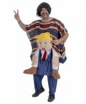 Amerika vs mexico kostuum voor mannen