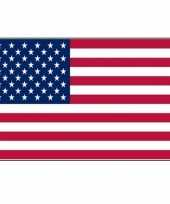 Amerikaanse mega vlag 150 x 240 cm