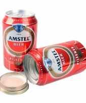 Amstel bier opbergblikje