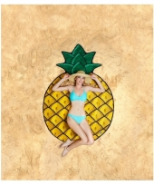 Ananas strandhanddoeken 150 cm