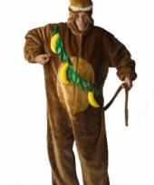 Apen outfit voor volwassenen