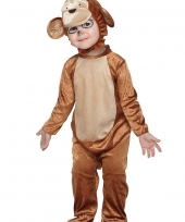 Apen verkleedkleding voor kleine kinderen