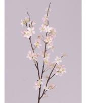 Appelbloesem kunst tak roze84 cm