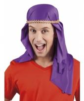 Arabieren sluier paars