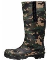 Army regenlaarzen voor mannen