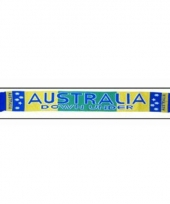 Australie fan shawl