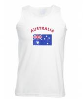 Australie vlaggen tanktop t-shirt