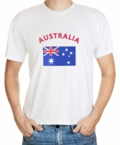 Australische vlaggen t-shirts