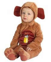 Baby kostuum van een beer