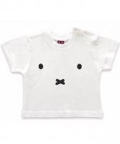 Baby t-shirt nijntje wit