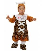 Baby verkleedkleding holbewoner